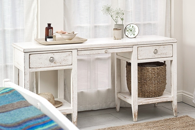 Willis & Gambier side view of Atelier Dressing Table